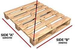 Pallet Diagonal
