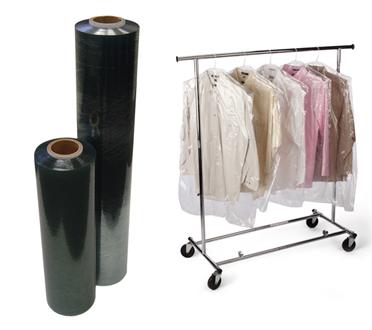 Laundry Film & Garment Bags