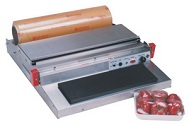 Food and Meat Wrapping Machine