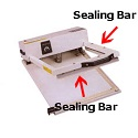 L Bar Sealing Bars Image