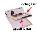 L Bar Sealing Bars Image