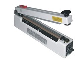 Magnetic Impulse Sealer with Cutting Blade