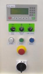 2000 EBT Stretch Wrapper Control Panel