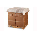 Top Sheeting Pallet Covers
