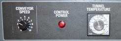 T2016 Control Pannel