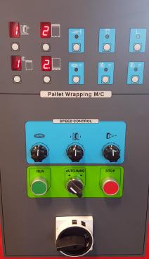 Eagle 1000B Control Panel