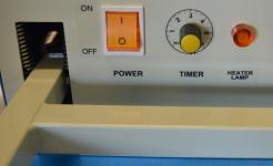 18x18 L-Bar Control Panel