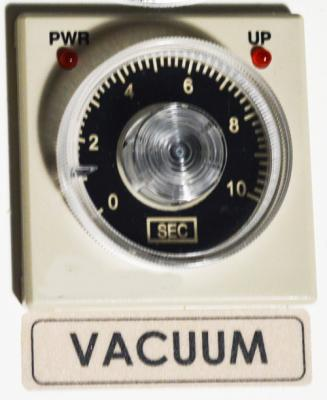 Vacuum Settings