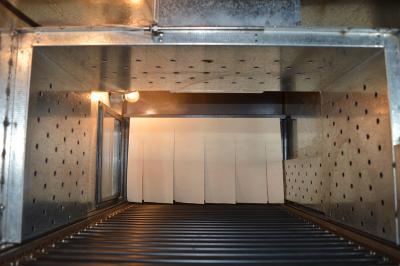 1812-44 Shrink Tunnel Chamber