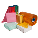 Colored PVC Shrink Wrap Rolls