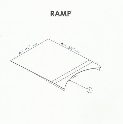 Stretch Wrap Machine Ramp Dimensions