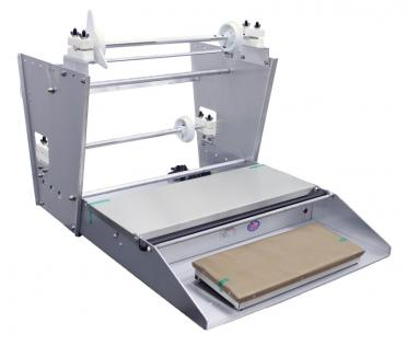 Meat Wrapping Machine Side