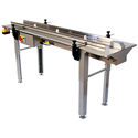 Belted Infeed Conveyor Front