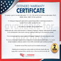 Extended Warranty Front