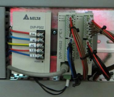 Auto Shrink Bundler Delta PLC