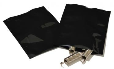 Black Vacuum Bags (4 Mil)
