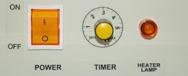 24x32 L Bar Sealer Control Panel