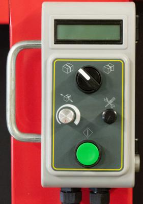 Strapping Machine Control Panel