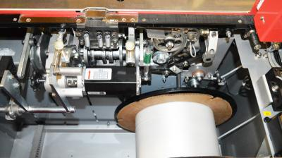 Strapping Machine Inside