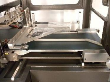 Automatic L Bar Sealer Film Separator