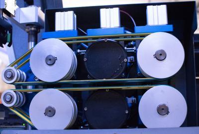 Automatic Side Sealing Wheel