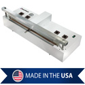 Vacuum Sealer with Gas Flush Made in the USA