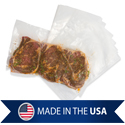 4 Mil Vacuum Bags Made in the USA
