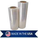 Blown Hand Stretch Film Made in the USA
