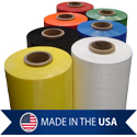 Colored Hand Stretch Film Made in the USA