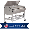 Laundry Wrapping Table Made in the USA