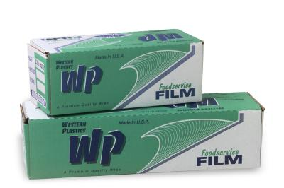 Plastic Wrap With Cutter Box Large