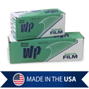 Plastic Wrap w/Cutterbox Made in the USA