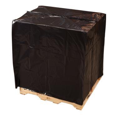 Black Pallet Covers Large