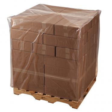 Clear Pallet Covers