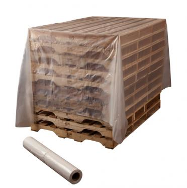 Clear Poly Sheeting Large