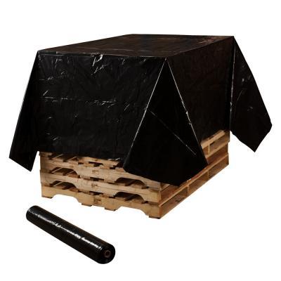 Black Polyethylene Sheeting Large