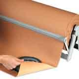 Indented Kraft Paper Rolls 60 lb.