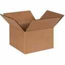 6 Inch Corrugated Box