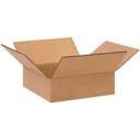 Flat Corrugated Box