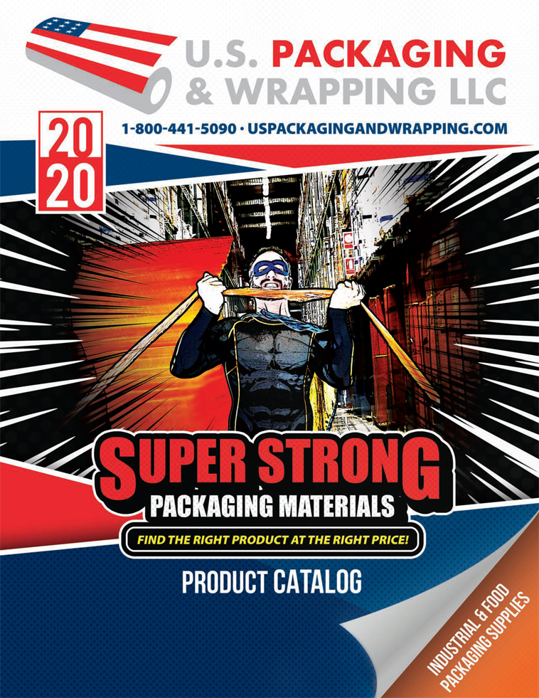 2020 Product Catalog U.S. Packaging & Wrapping