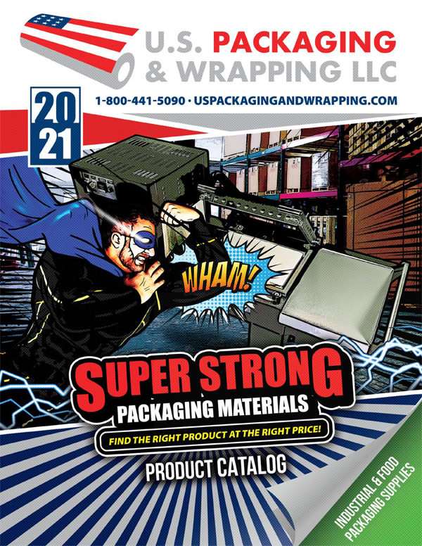 US Packaging Product Catalog Cover