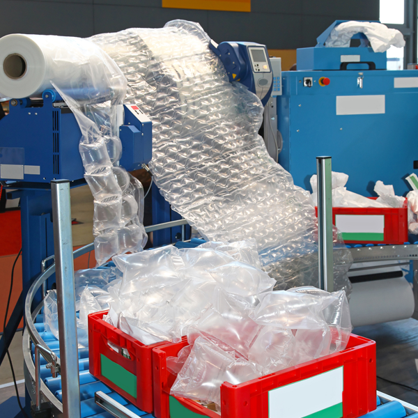 Air Pillow Bagging Machine