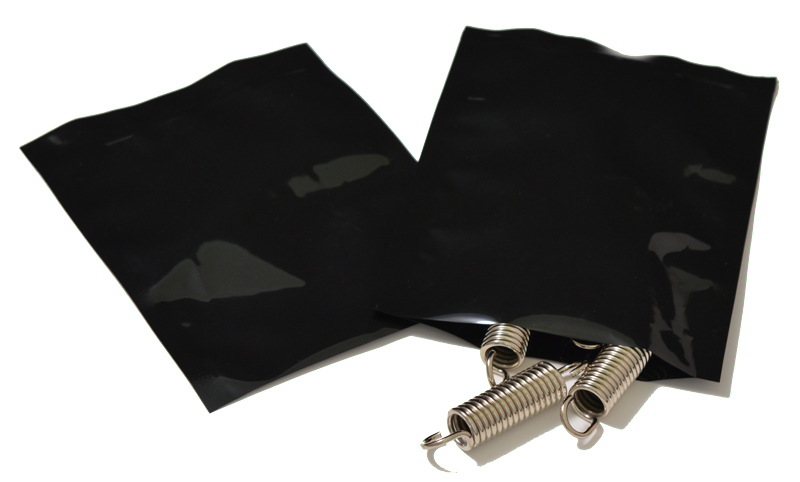 Opaque Coextruded Barrier Bags