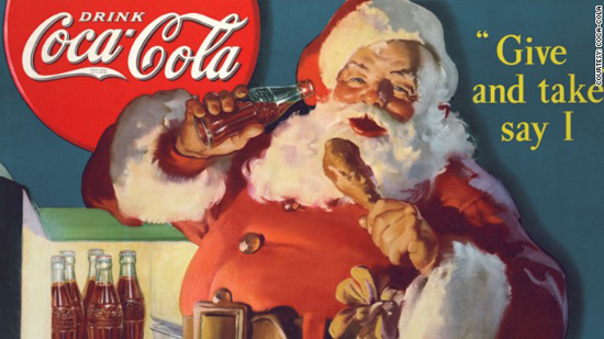 Early Coke Ad