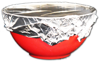 Foil to Cover Food