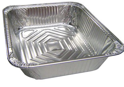 Aluminum Foil Steam Table
