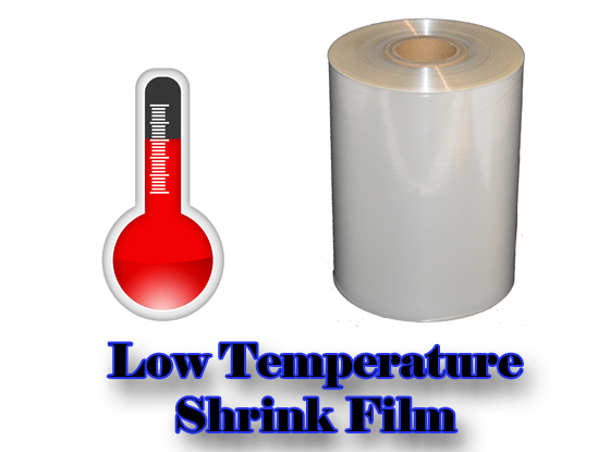 Low Temperature Shrink Film