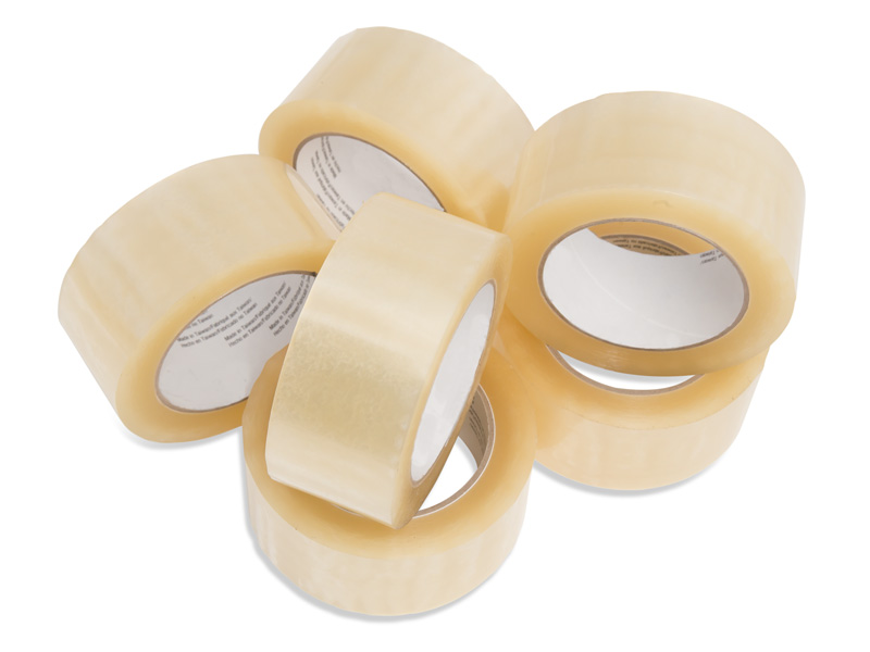 Packaging Tape Rolls