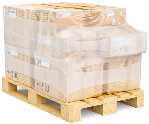 Pallet Shrink Wrap - Stretch Film