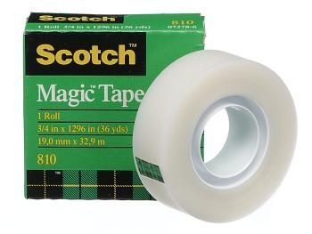 Image of a roll of Scotch tape